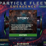 Particle Fleet: The Demo