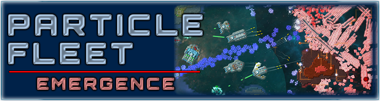 Particle fleet new rts from creeper world devs space fleet vs particle fleet new rts from creeper world devs space fleet vs dynamic swarm gumiabroncs Choice Image