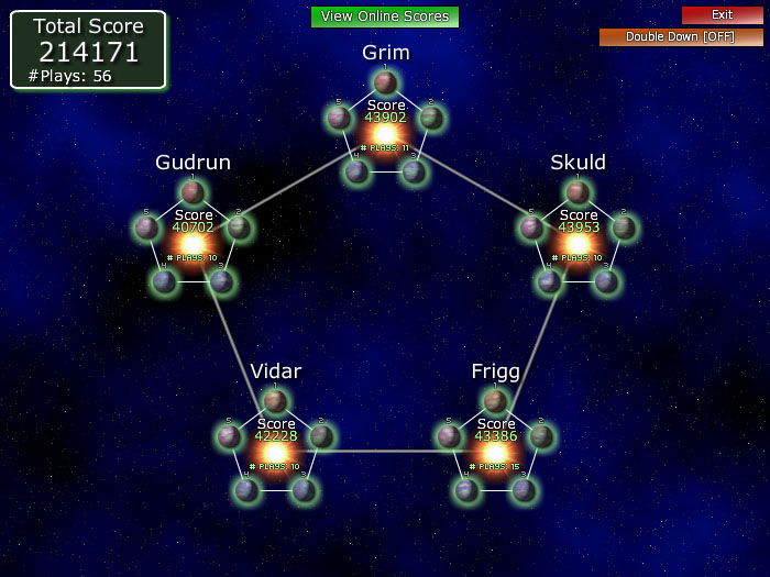 Creeper World - User Space - Strategy